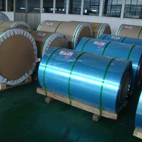 6000 Color Coated Aluminum Coil