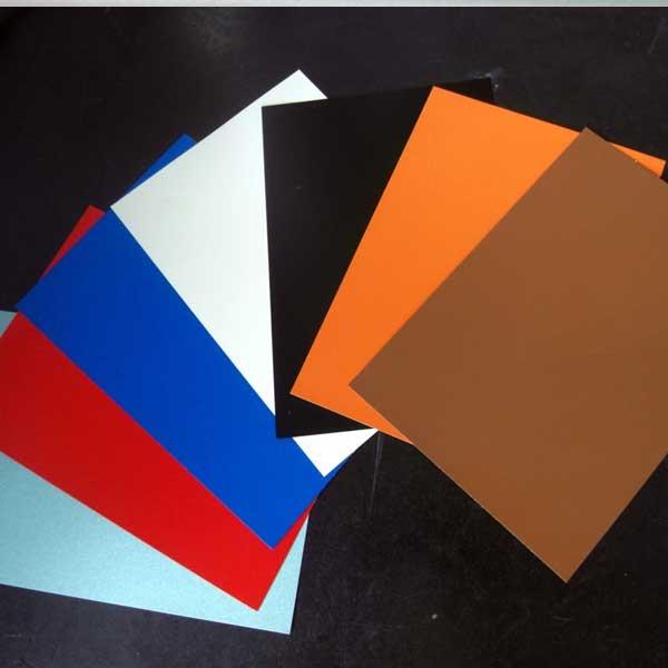 PE Color Coated Aluminum Sheet