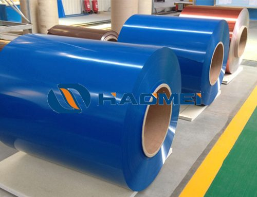 Surface Treatment Methods of 5052 Color Coated Aluminum Coil