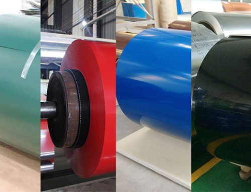 Reasons for coating problems of aluminum trim coil